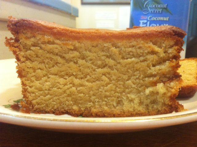 Gluten Free Coconut Pound Cake | The Almond Flour Baking Company ...
