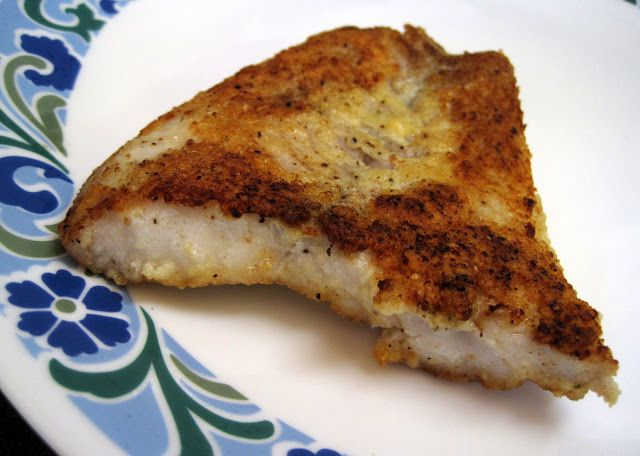 Low carb crispy pan fried fish food pinterest for Carbs in fried fish