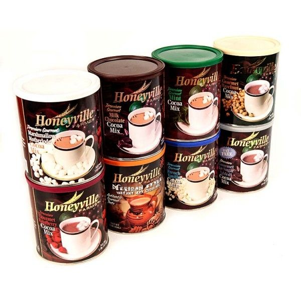... Cocoa Variety Pack (case) | CANNING / FOOD STORAGE /THRIVE | Pint