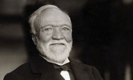 Andrew Carnegie Inventions and Accomplishments