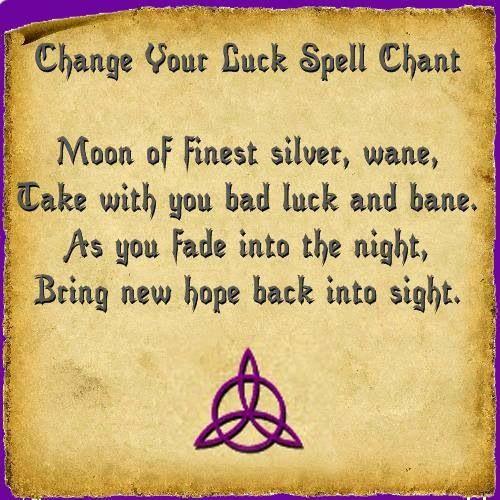 Good Luck Spells