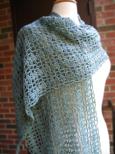 free scarf pattern Ravelry, claudia Crochet Scarves Pinterest
