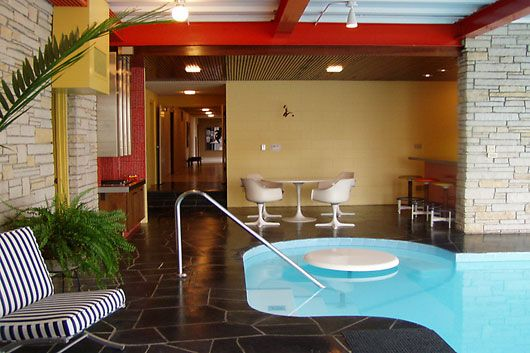 Indoor pool, someday!