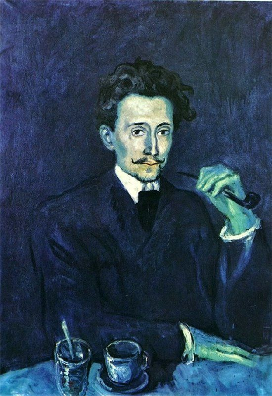 pablo picasso und sein lebenslauf wissenswertes picasso portraits blue period - Pablo Picasso Lebenslauf
