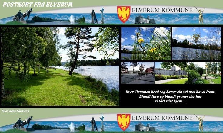 Elverum Norway  city pictures gallery : Elverum Norway | My Roots Norway | Pinterest
