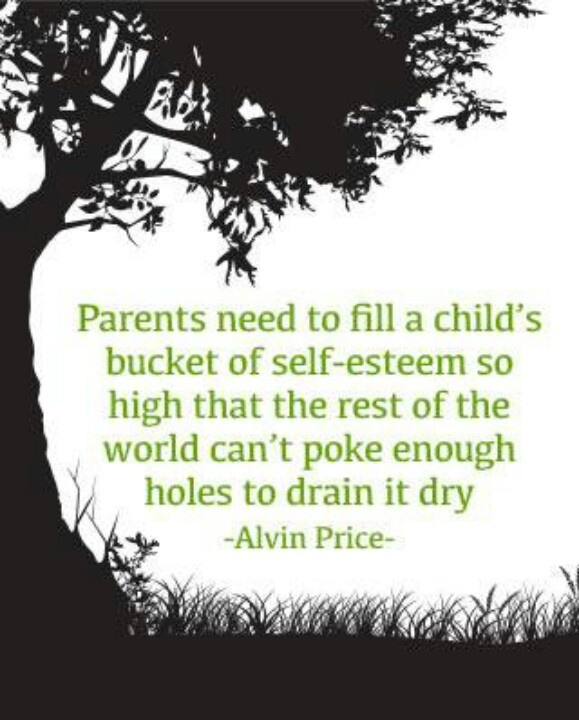 self esteem with parents Readers, we have some news that may be seriously hard to take — but after the shock has worn off, we promise your family will be better off because of it ready here goes: millions of american children (including very possibly your own) have a warped idea of what they can do and little concept of what real confidence.