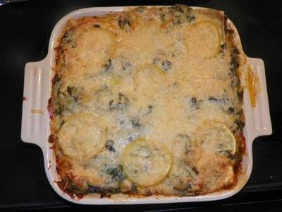 Sausage, Chard, and Lemon Lasagna   Favorite Recipes   Pinterest