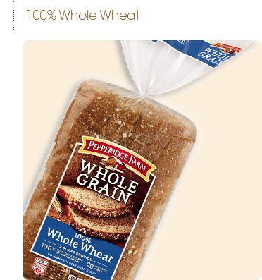 Pepperidge Farm® 100% Natural Whole Wheat Bread #CooksIllustrated ...