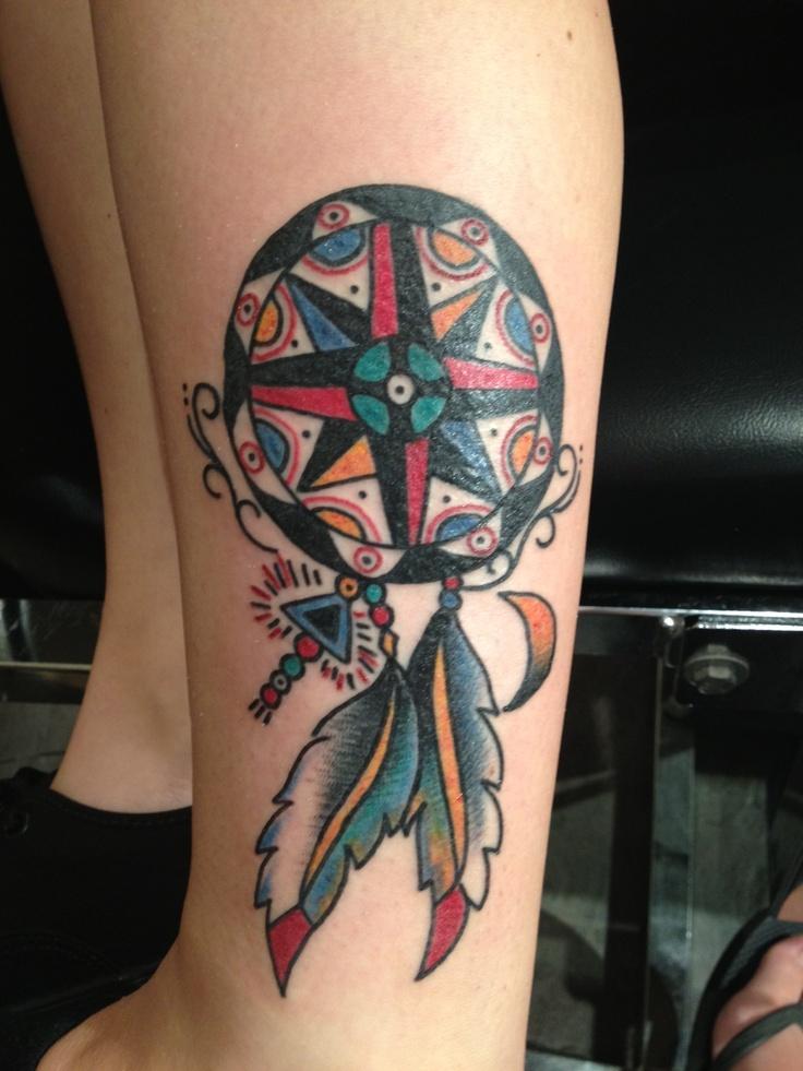 Dreamcatcher Tattoo  Inkspiration Pinterest