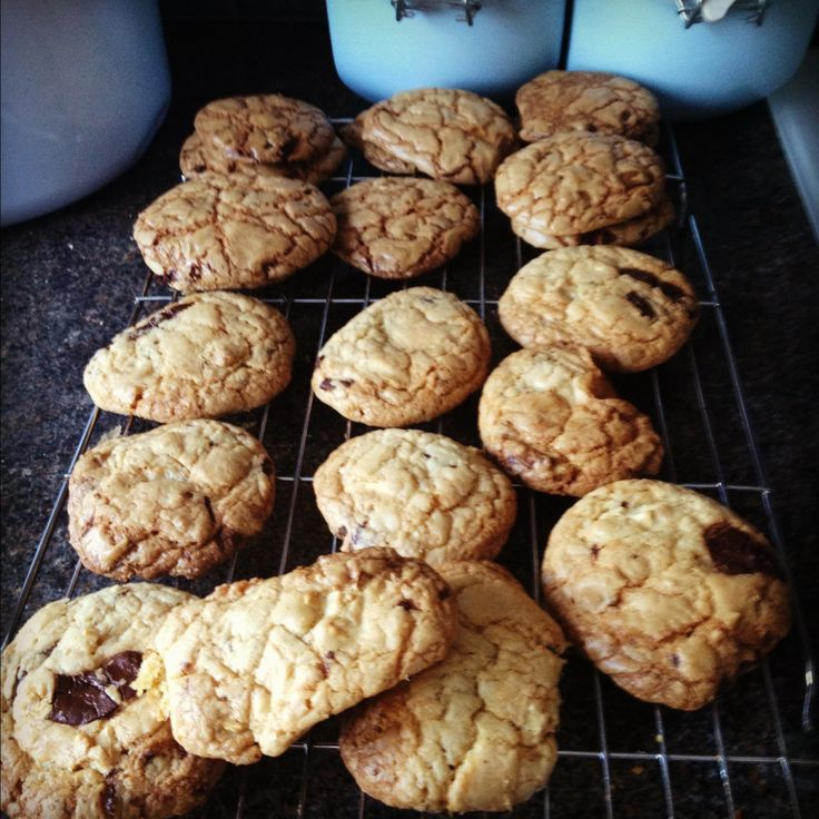 Chocolate Chip Cookies: Our family favourite recipe -
