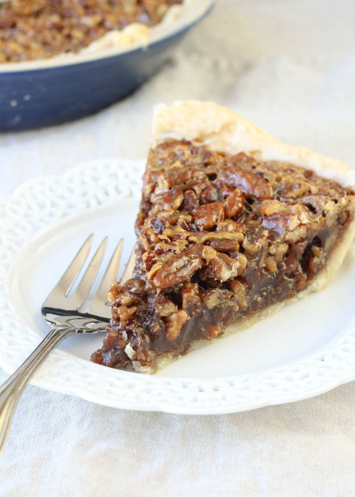 Classic Pecan Pie   Yum   Pinterest