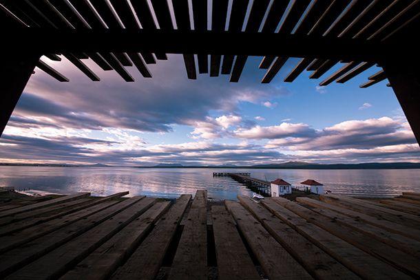 #Green destinations at Patagonia