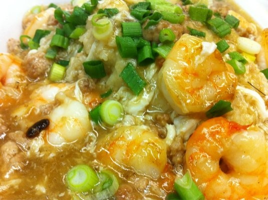 Shrimp with Lobster Sauce | Asian Foods | Pinterest