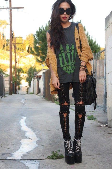 Alternative Fashion Style Pinterest