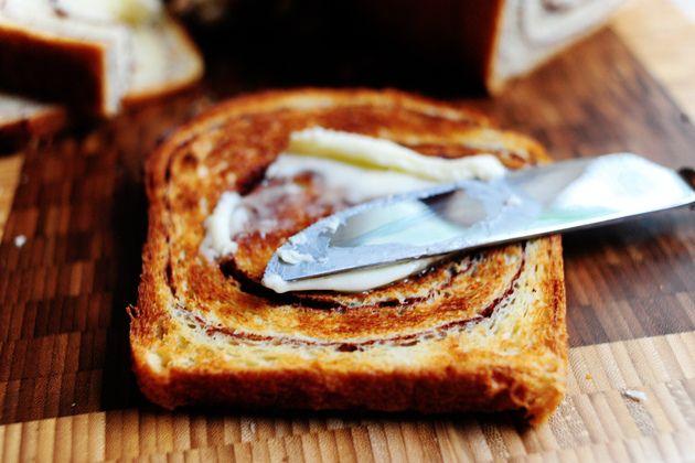 Homemade Cinnamon Bread | Recipe