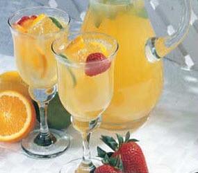 Sangria Blanca   Mixed Drinks   Pinterest