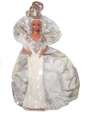 Mackie barbie doll platinum 1991 barbie redone barbies and f