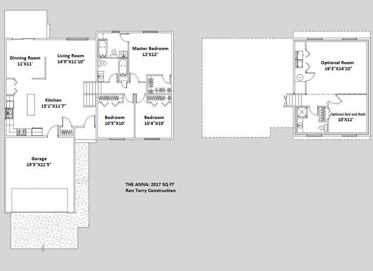 20 unique tri level floor plans building plans online for Tri level home floor plans