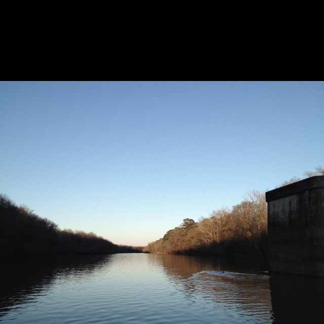 Pee dee river fishing