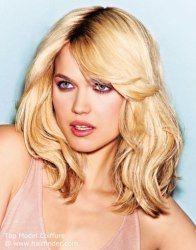 Collar bone length hairstyle | New Hairstyles | Pinterest