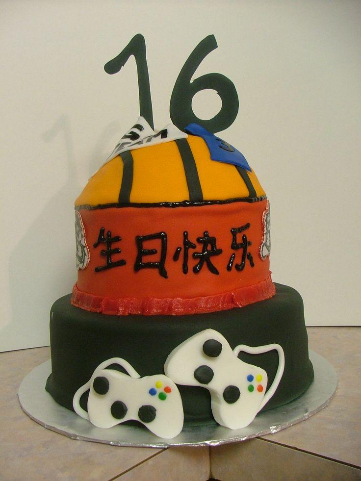 Teenage Boy Cake Ideas 112826 Teenage Boy Cake Boys Birthd