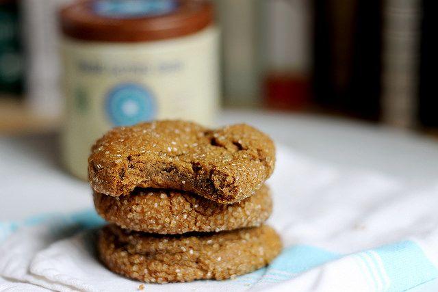 Softest molasses cookies | Cookies | Pinterest