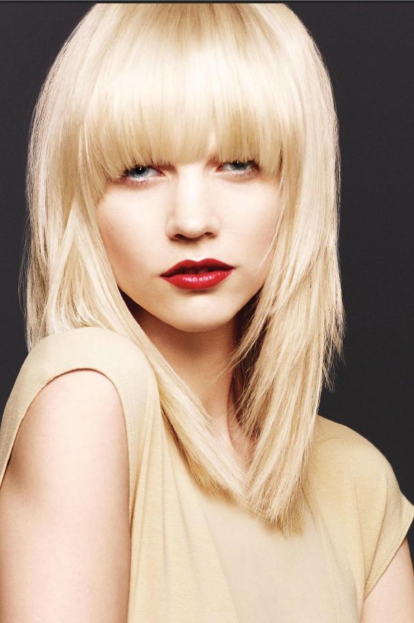Nice bangs! | Ohhh I like your style! | Pinterest