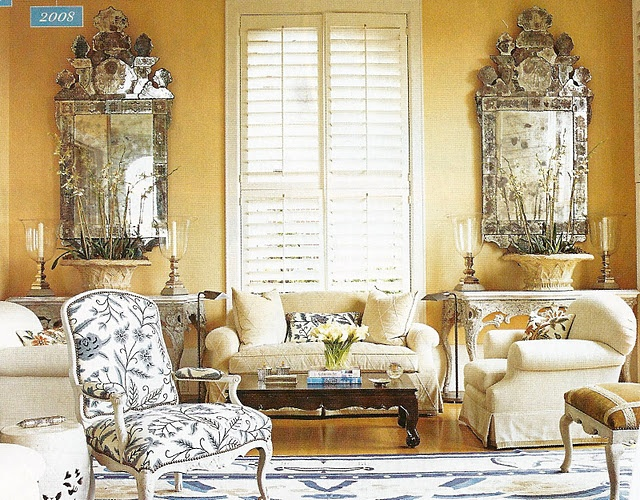 beautiful mirrors, chair.... : Living Room-Lounge Room- Sitting Room ...