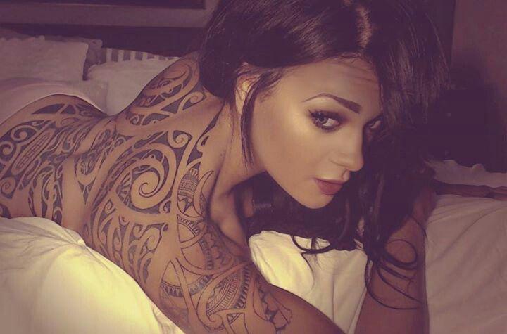 sexy maori girl fucking