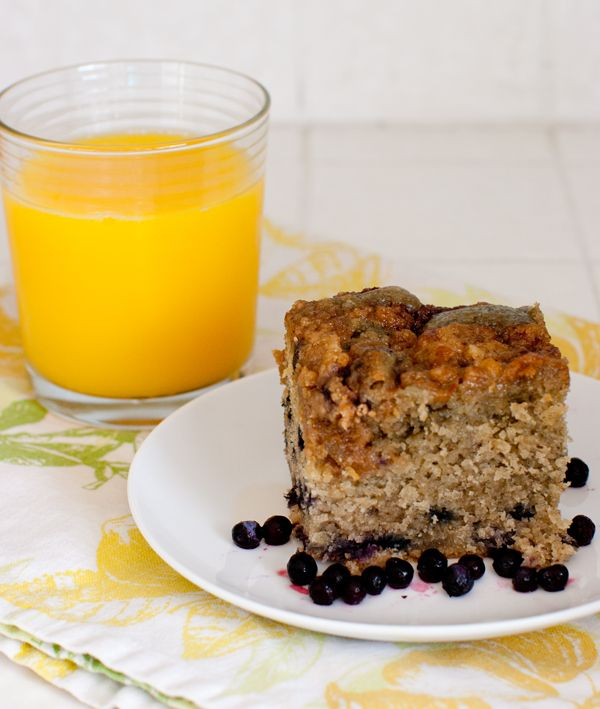 blueberry coffee cake | Food Love | Pinterest