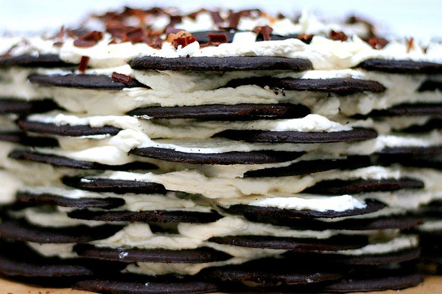 icebox cake | smitten kitchen This was delicious and a hit at our ...