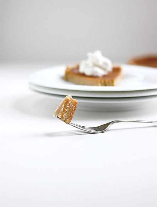 Maple Pumpkin Pie | Recipe
