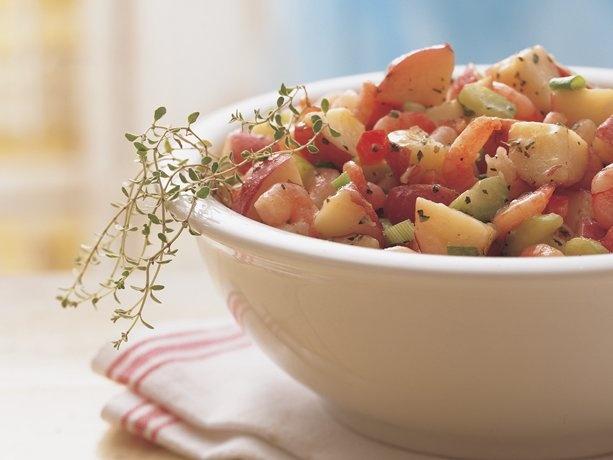 Shrimp And Potato Salad Recipes — Dishmaps