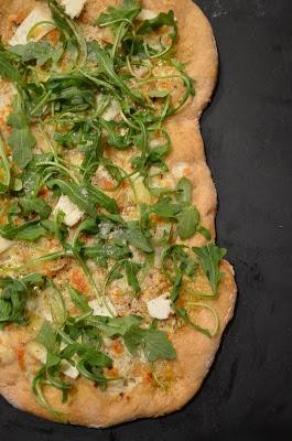 no-knead pizza dough. | amour fou(d) | Pinterest