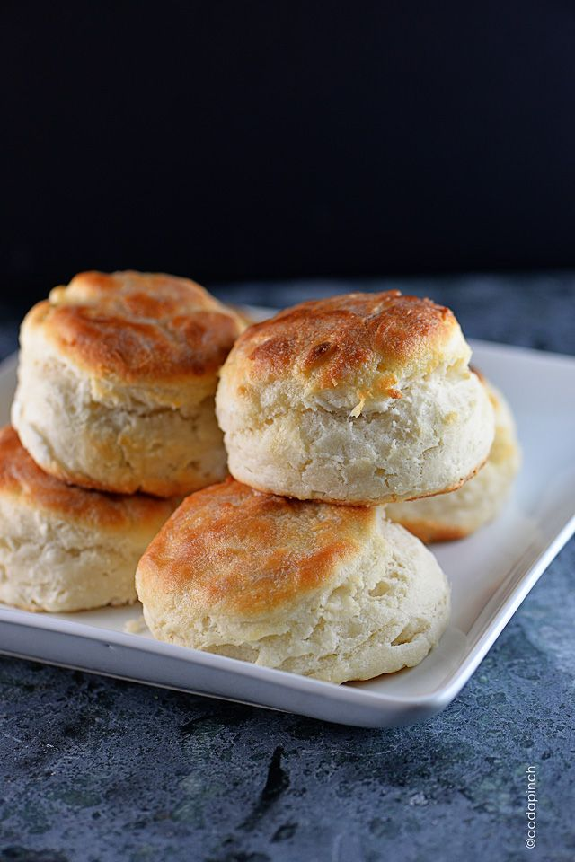 Angel Biscuits Recipe from @addapinch | Robyn Stone | Robyn Stone ...