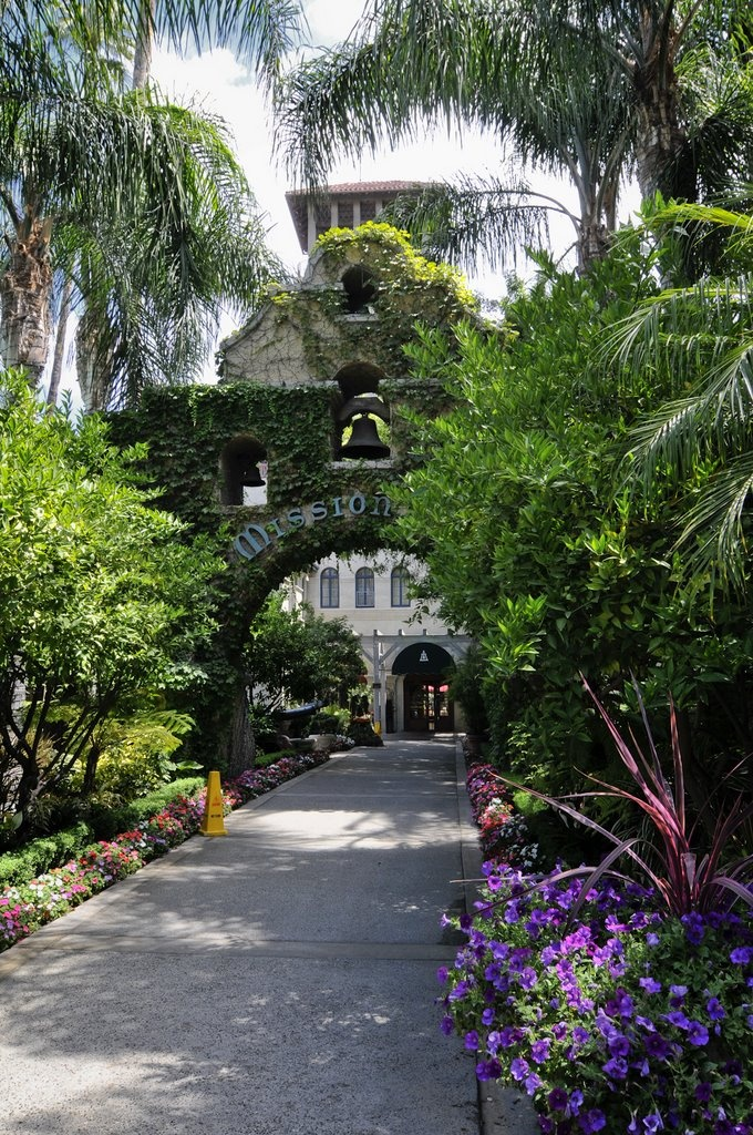 Mission Inn Riverside Ca Been There Lived There Pinterest