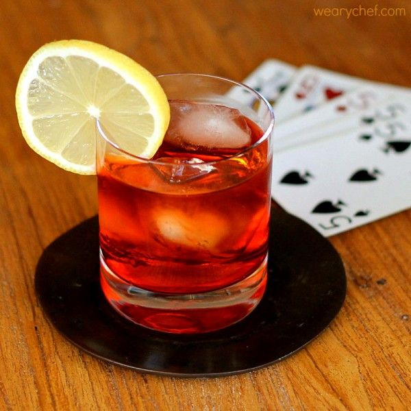 Classic Negroni: Try this retro cocktail for your next happy hour | R ...