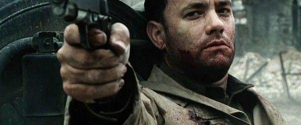 una scena del film Salvate il Soldato Ryan