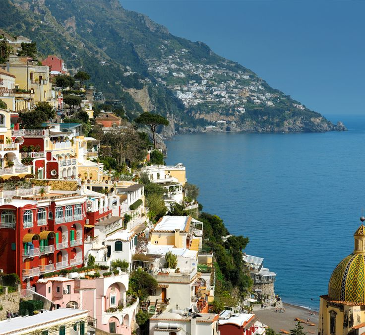 And one more. Couldn't resist. Le Sirenuse - Hotel in Positano - Amalfi Coast, Italy