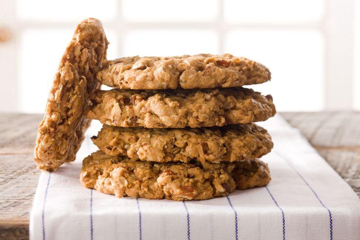 Vermont Maple Pecan Cookies | Recipe