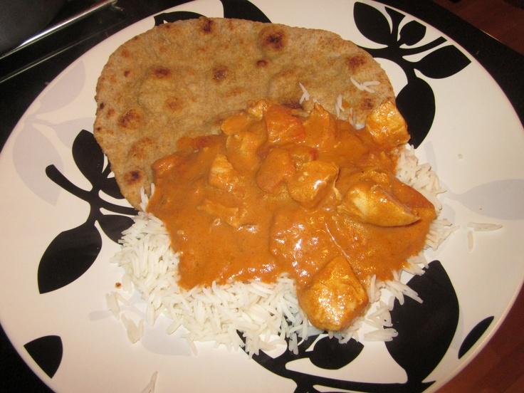 Butter Chicken (Indian Chicken in Tomato Cream Sauce) | Recipe