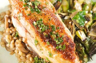 Sauteed Spring Vegetables | Food | Pinterest