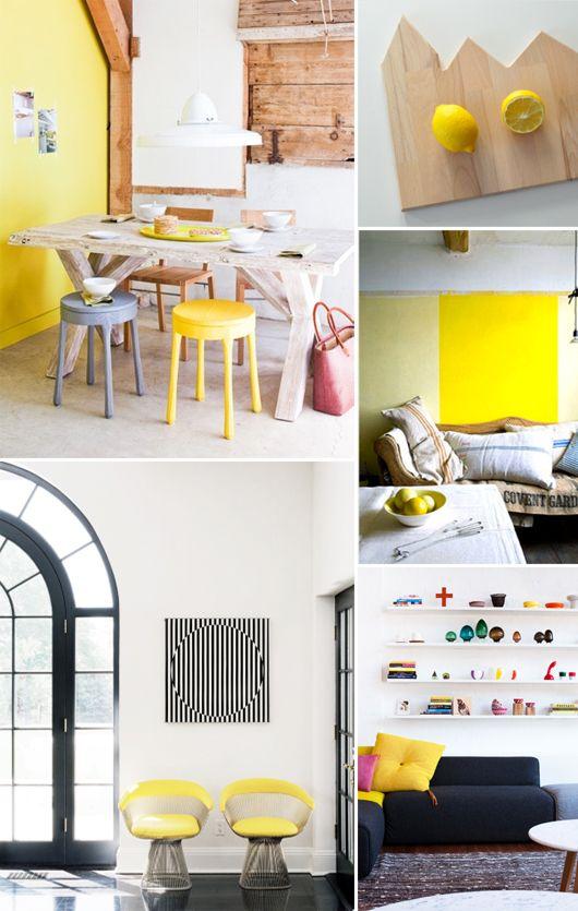 Greys Browns Whites Yellows New House Kitchen Pinterest