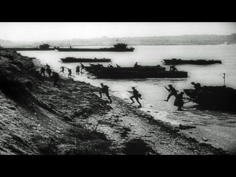 d-day invasion and the fall of germany