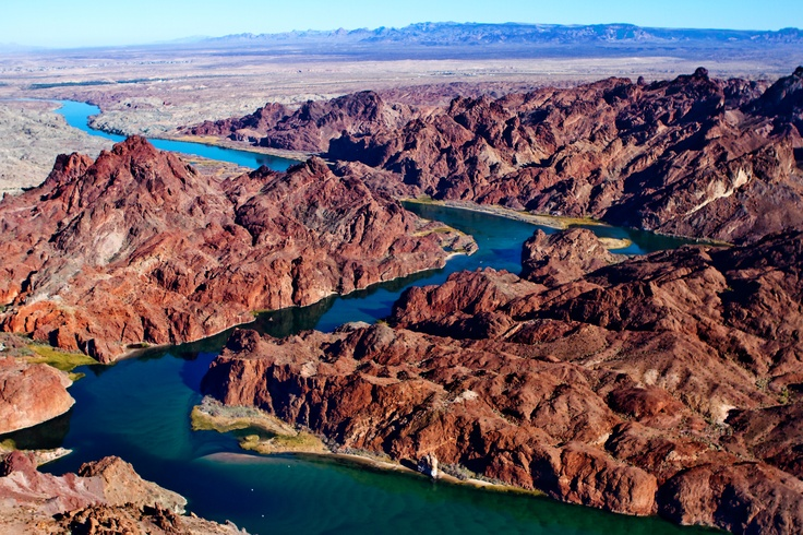 Topock Gorge Boat Tours