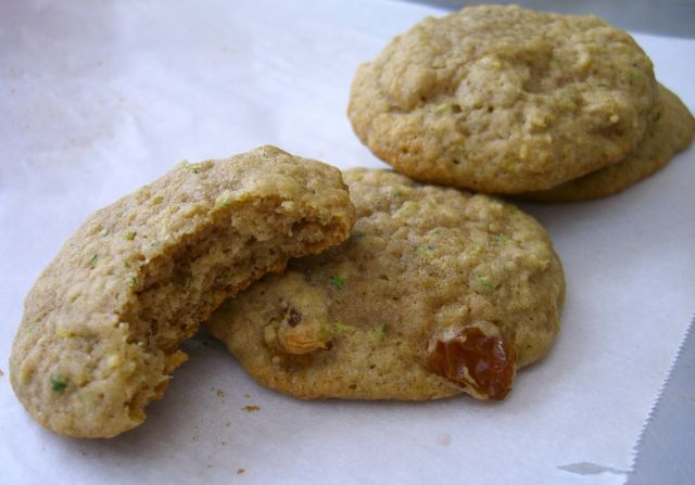 Zucchini Cookies | On the side | Pinterest