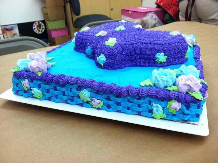 Angel Cake Tin Sydney