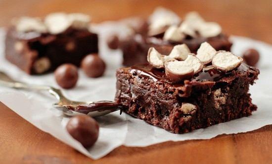 whoppers brownies | BARS, BROWNIES, ETC.. | Pinterest