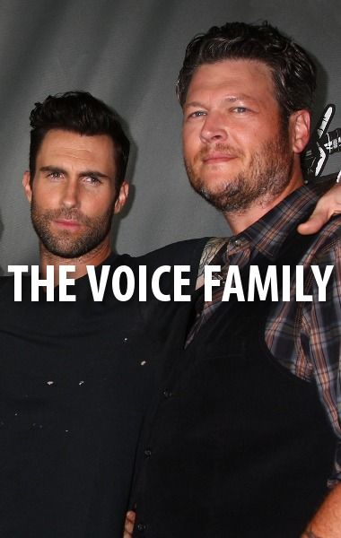 Today show today show interviews today show voice judges concert blake