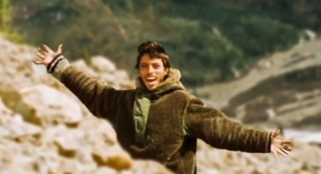 pin christopher mccandless video - photo #6